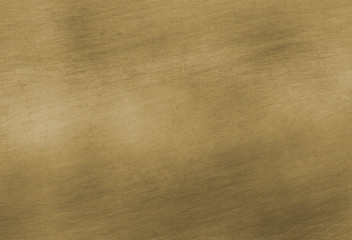 Brushed brass plate Wall mural