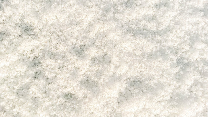 Fresh white snow texture background.