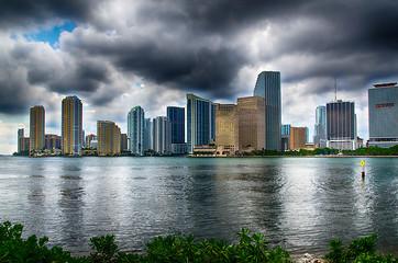 Hot summer in Miami