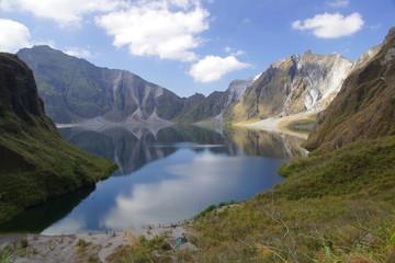 Mount Pinatubo - Philippines