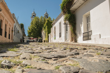 Colonia, Uruguay Old City