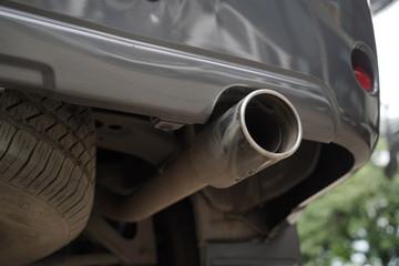 Car's exhaust design