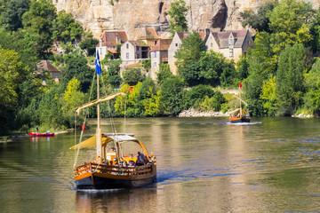 la Roque Gageac, Dordogne, France