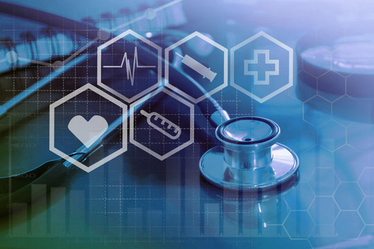 health care and medical insurance concept