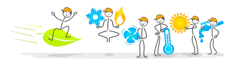 climatisation plombier énergies renouvelables