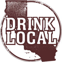 Drink Local California Beer, Wine, and Spirits