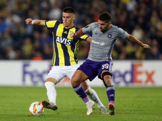 Europa League - Group Stage - Group D - Fenerbahce v Anderlecht