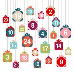 Advent Calendar Christmas Gifts