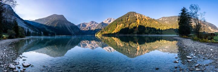 Vilsalpsee, Allgäuer Alpen, Tannheimer Tal, Tirol, Österreich