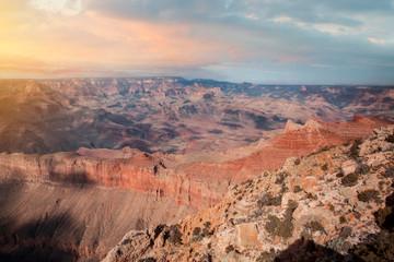 Foto op Aluminium Koraal Grand Canyon National Park