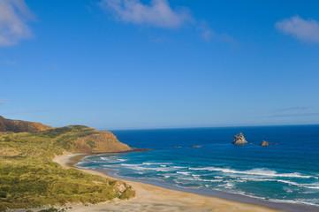 beautiful long coastline