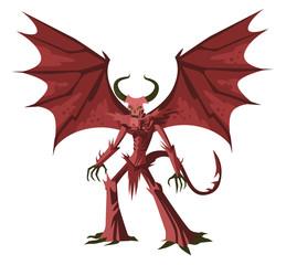 evil demon devil