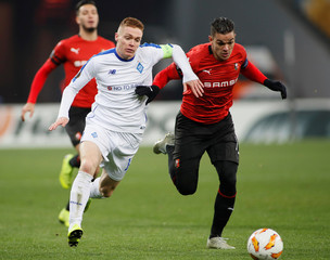 Europa League - Group Stage - Group K - Dynamo Kiev v Stade Rennes