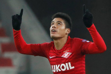 Europa League - Group Stage - Group G - Spartak Moscow v Rangers