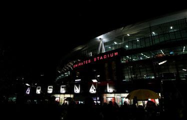 Europa League - Group Stage - Group E - Arsenal v Sporting CP