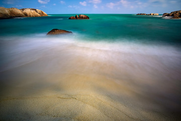 Penyabong beach/Belitung/