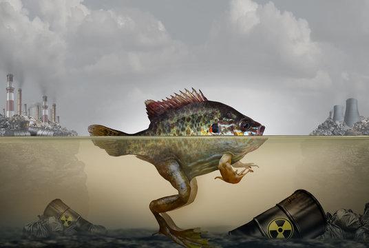 Environmental Pollution Genetic Mutation