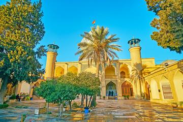 Religious landmarks of Shiraz, Iran