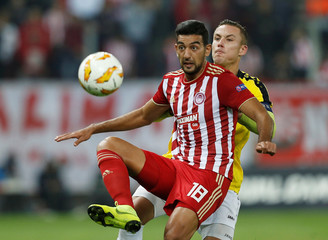 Europa League - Group Stage - Group F - Olympiacos v F91 Dudelange