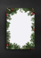 크리스마스 배경, 크리스마스 오브젝트&포스터,  즐거운 성탄절