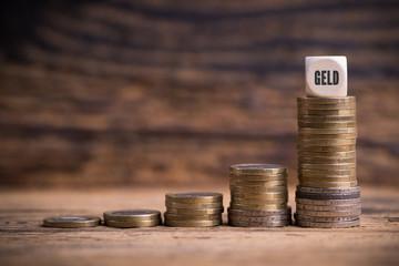 Geld - Wertsteigerung