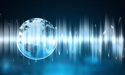 Modern technology of sound