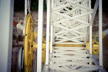 Ferris Wheel Metal Structure