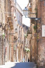 Taranto, Apulia - Beautiful middle aged architecture of Taranto