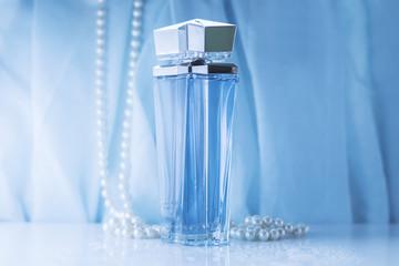 female blue perfume