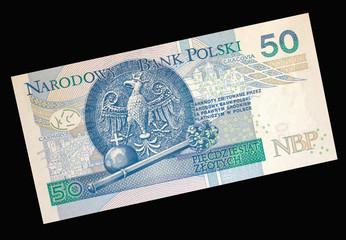 Polish zloty national currency