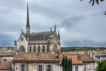 Église Notre-Dame d'Obézine, Angolume, France