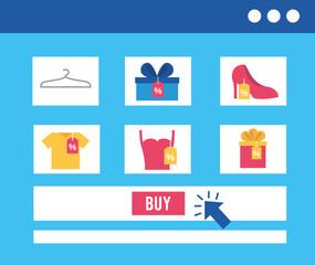 people online buying