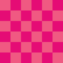 Checkered seamless pattern. Abstract geometrical background. Vector illustration.