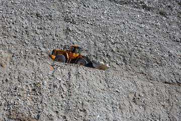 Marmor Marmorbruch Carrara