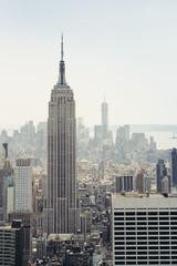New York Szenerie