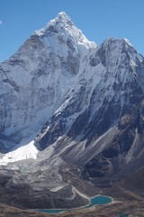 Wall Murals Nepal EBC
