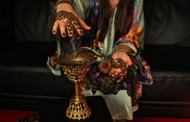 Tatouage Henné Maroc - Henna Tattoo Morocco