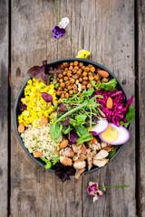 the powerbowl, healthy eating
