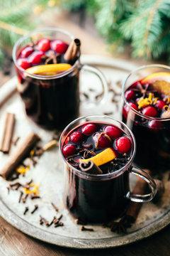Drinks: Mulled wine
