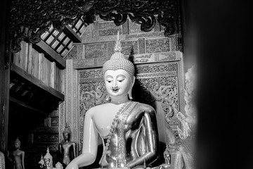 Buddha in Buddhism As sacred And it is sacred.