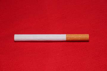 Tobacco cigarette stick