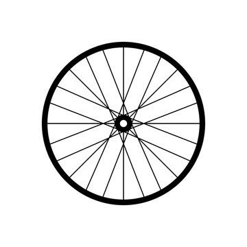 Bicycle (bike) wire wheel