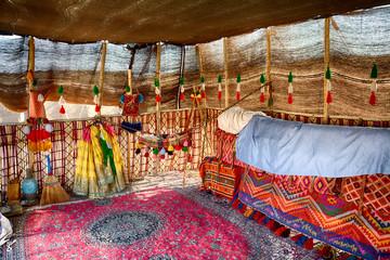 Qasqai nomad village, Iran