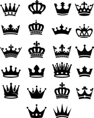 Crowns for Kings,Queens ,Prince Knight & Royal Cases