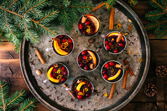 Drinks: Mulled wine