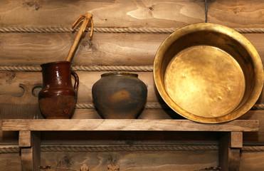 Old Kitchen Utensil