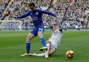 Premier League - Leicester City v Burnley