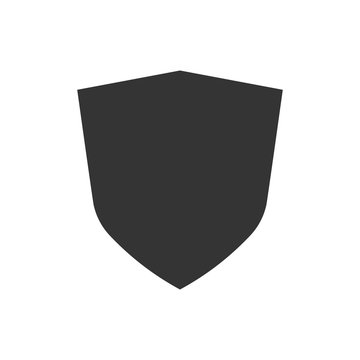 Simple illustration of a sheild icon