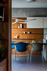 Contemporary interior
