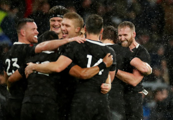 Autumn Internationals - England v New Zealand